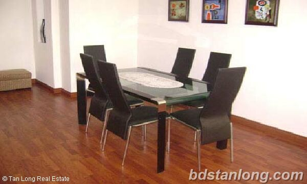 Apartment with 3 bedrooms in Ciputra, Tay Ho for rent 1