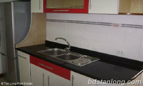 Apartment with 3 bedrooms in Ciputra, Tay Ho for rent 5