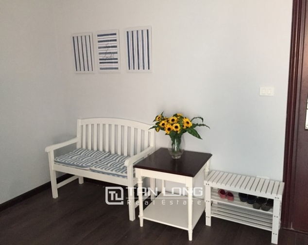 Apartments for lease in Dong Do urban area, Hoang Quoc Viet street, Cau Giay district, Hanoi. 1