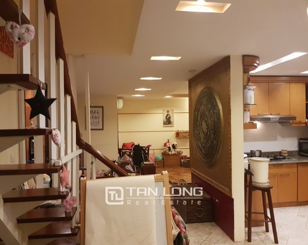 Apartments for rent in Ciputra urban area, Nguyen Hoang Ton Street, Tay Ho District, Hanoi. 1