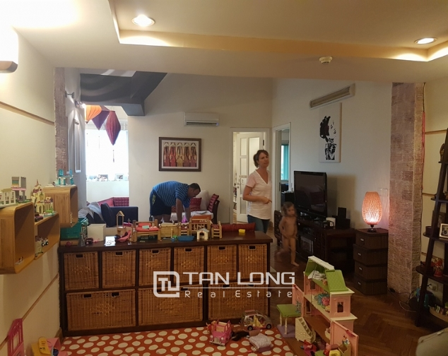 Apartments for rent in Ciputra urban area, Nguyen Hoang Ton Street, Tay Ho District, Hanoi. 3