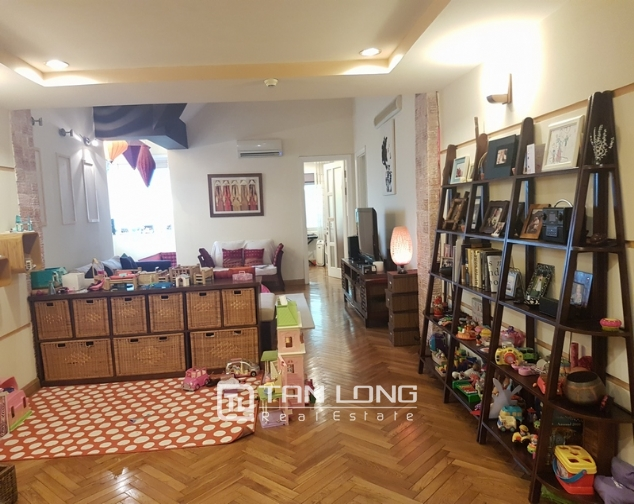 Apartments for rent in Ciputra urban area, Nguyen Hoang Ton Street, Tay Ho District, Hanoi. 5