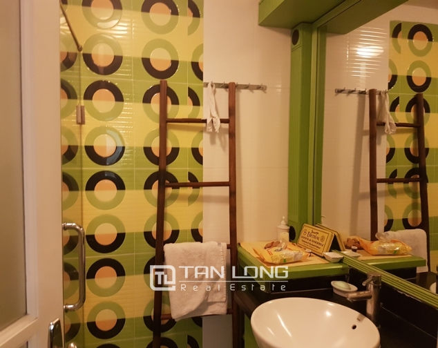Apartments for rent in Ciputra urban area, Nguyen Hoang Ton Street, Tay Ho District, Hanoi. 6