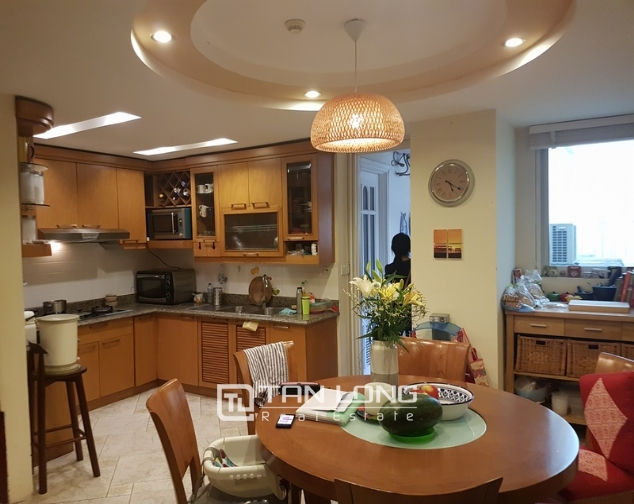 Apartments for rent in Ciputra urban area, Nguyen Hoang Ton Street, Tay Ho District, Hanoi. 7