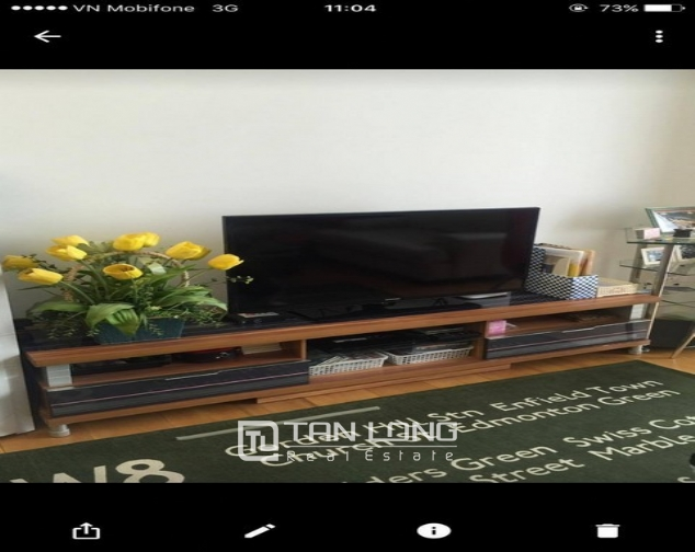 Apartments for rent in Indochina, Xuan Thuy Street, Cau Giay District, Hanoi. 2