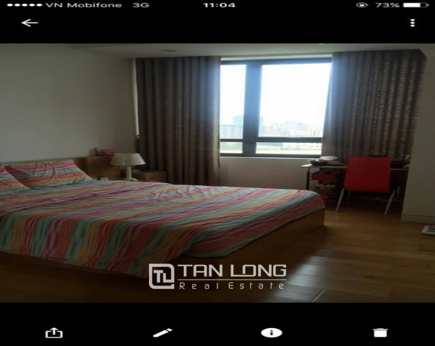 Apartments for rent in Indochina, Xuan Thuy Street, Cau Giay District, Hanoi. 3