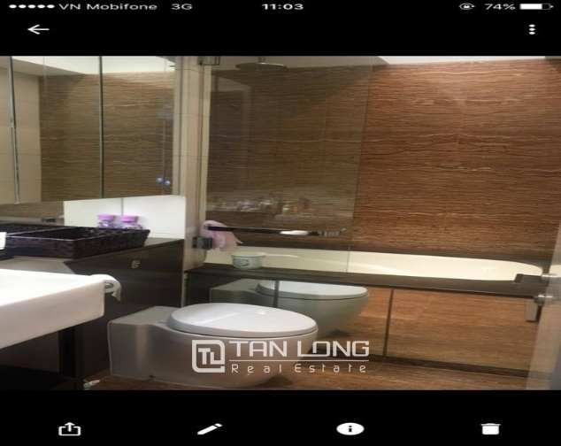 Apartments for rent in Indochina, Xuan Thuy Street, Cau Giay District, Hanoi. 5