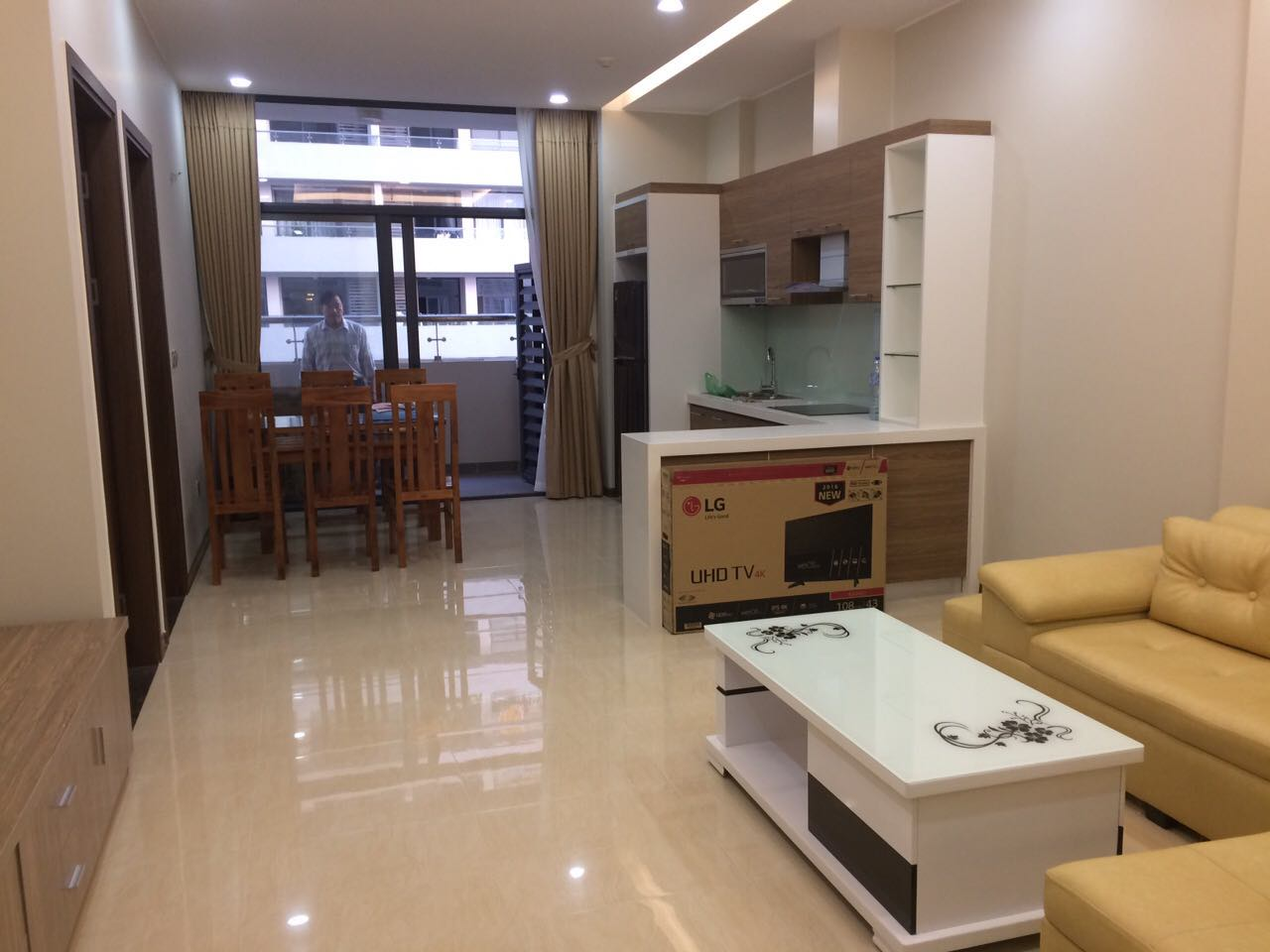 Apartments for rent in Trang An Complex, Nghia Do Ward, Cau Giay District, Hanoi.