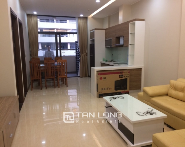 Apartments for rent in Trang An Complex, Nghia Do Ward, Cau Giay District, Hanoi. 3