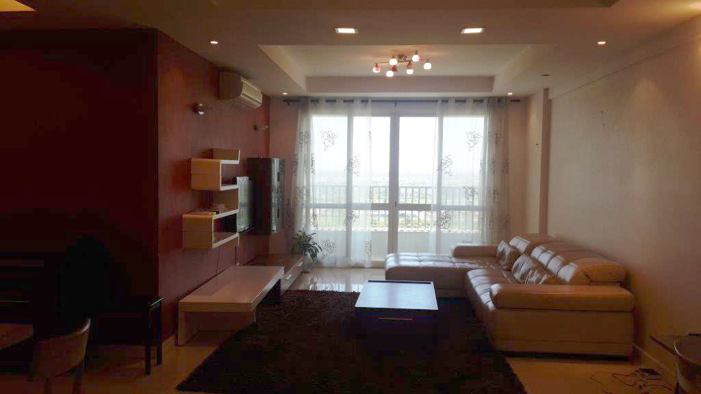 Attractive 3 bedroom apartment to sell in P1 Ciputra, Tay Ho, Hanoi