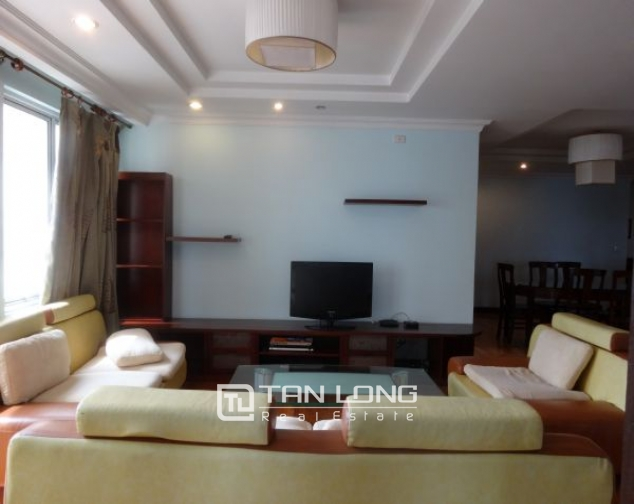 Attractive 4 bedroom apartment in G3 Ciputra for sale, full furniture 2