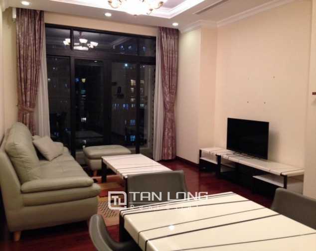 Attractive apartment to rent with 2 beds/ 2 baths in R2 Royal City Hanoi 5