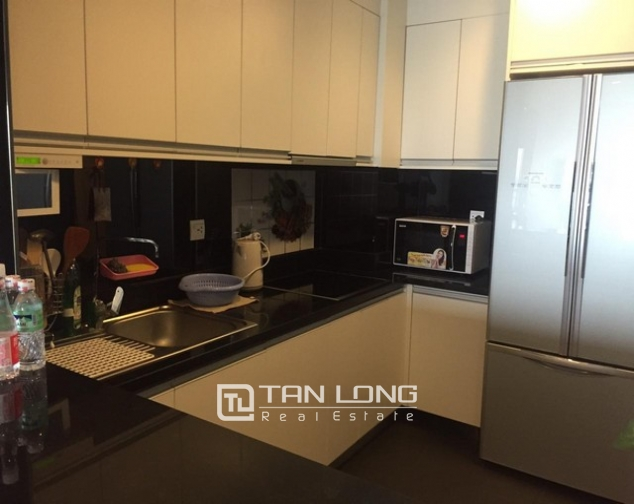 Attractive apartment with 3 bedrooms, 2 bathrooms for lease in Lancaster Hanoi 2