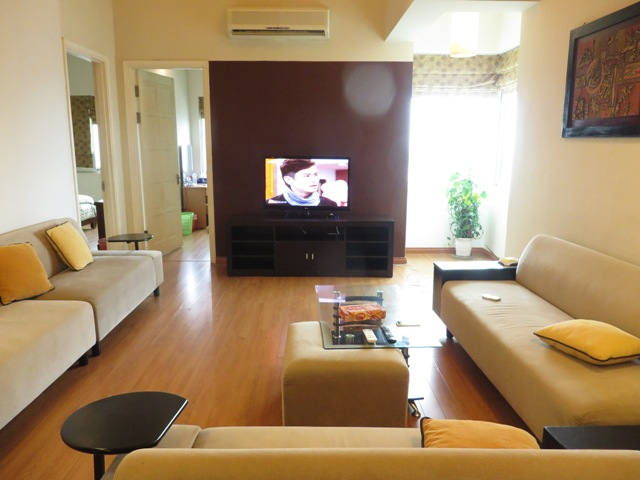 Attractive penthouse with 4 bedrooms for sale in E1 Ciputra, Tay Ho, Hanoi