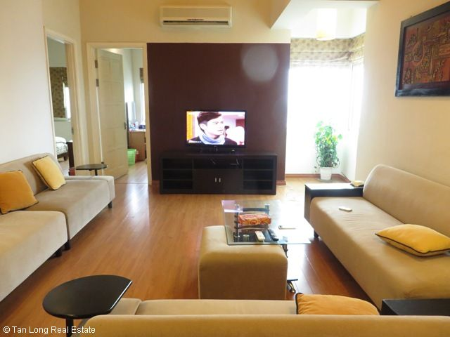 Attractive penthouse with 4 bedrooms for sale in E1 Ciputra, Tay Ho, Hanoi 1
