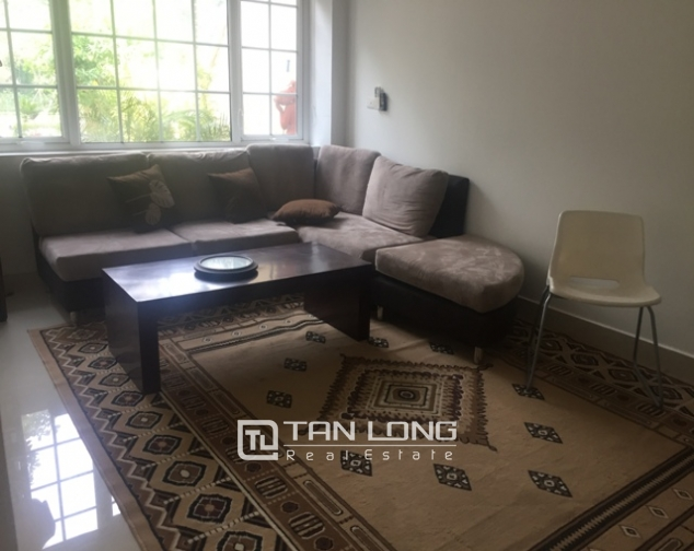 Awsome Villa T5 for Rent, Big Courtyard and Full Furniture in Ciputra, Tay Ho, Hanoi 7