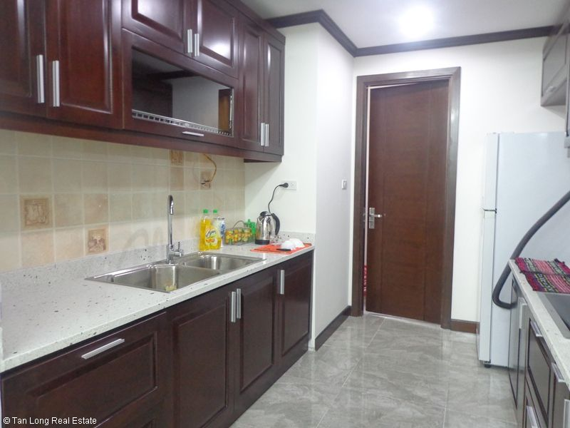 Basic furnished 2 bedroom apartment for rent in Plantinum Residence, Nguyen Cong Hoan str, Ba Dinh dist, Hanoi 3