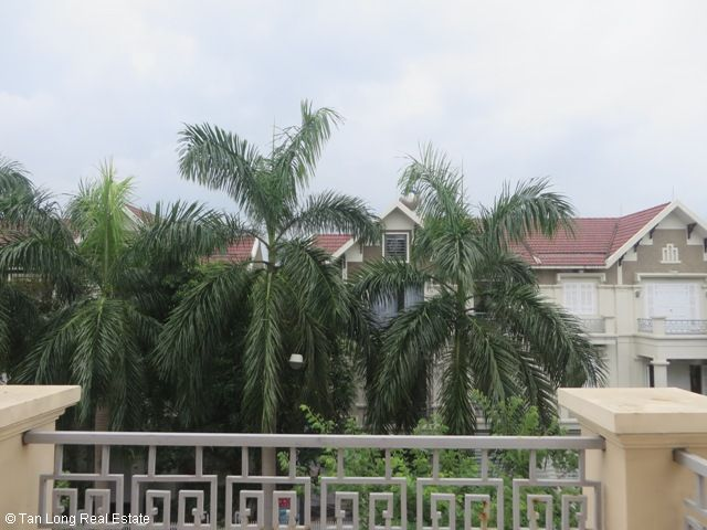 Basically equipped 4 bedroom villa for rent in T7 Ciputra, Tay Ho dist, Hanoi 3