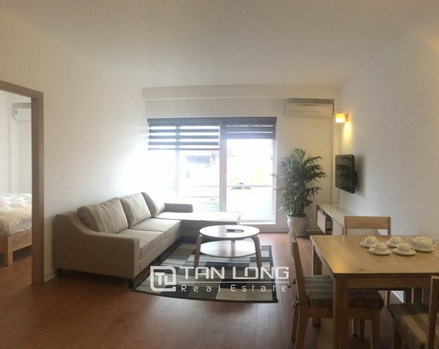 Beauiful serviced apartment in To Ngoc Van street, Tay Ho ditrict, Hanoi for rent 1