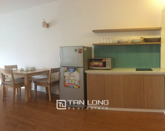 Beauiful serviced apartment in To Ngoc Van street, Tay Ho ditrict, Hanoi for rent 4