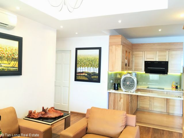 Beautiful 02 beroom-apartment for rent PAKEXIM, Tay Ho district, Hanoi 6