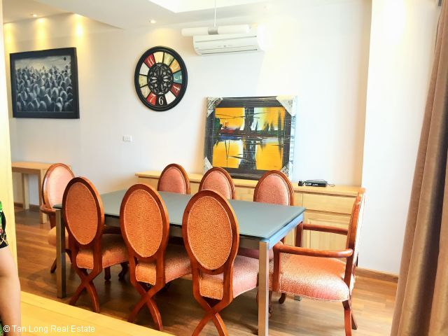Beautiful 02 beroom-apartment for rent PAKEXIM, Tay Ho district, Hanoi 8