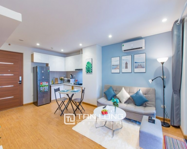 Beautiful 2 bedroom apartment for rent in Hong Kong Tower, Ba Dinh 1