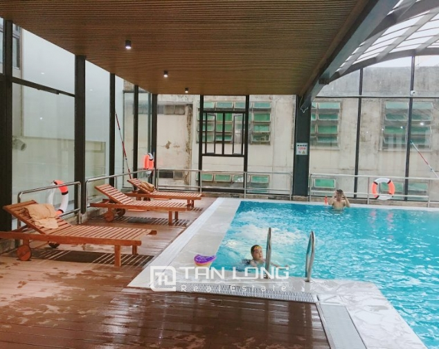 Beautiful 2 bedroom apartment for rent in Hong Kong Tower, Ba Dinh 8