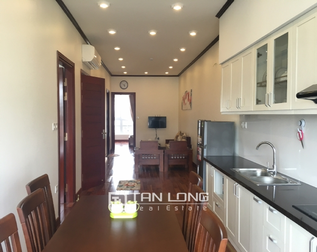 Beautiful 2 bedroom apartment for rent in Tay Ho 6