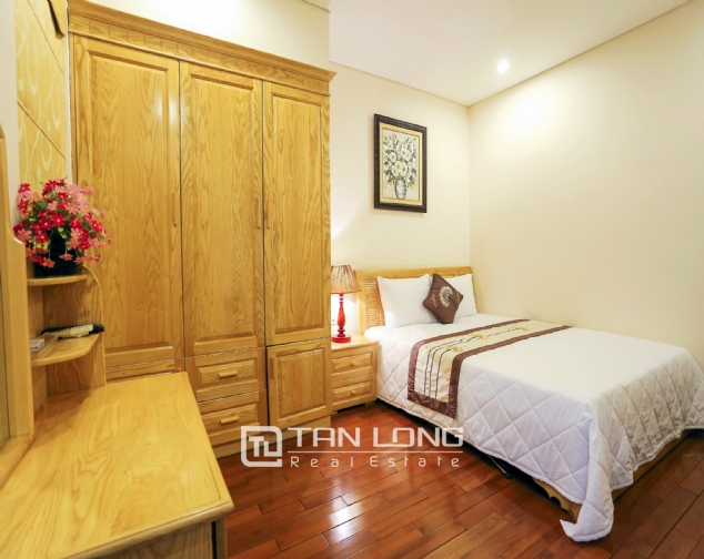 Beautiful 2 bedroom apartment for rent on Kim Ma street 7