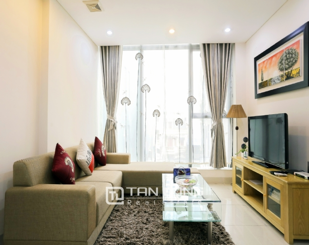Beautiful 2 bedroom apartment for rent on Kim Ma street 1