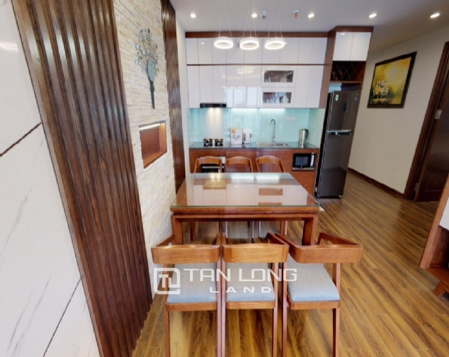 Beautiful 3 bedroom apartment for rent in Tower B, Le Roi Soleil 3
