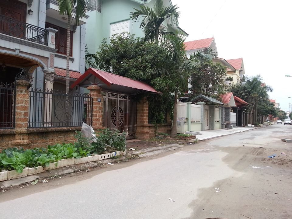 Beautiful 3.5 storey villa for rent in Nguyen Viet Xuan str, Ninh Xa, Bac Ninh city
