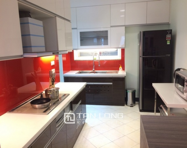 Beautiful 4 bedroom apartment for rent in E4, Ciputra 4