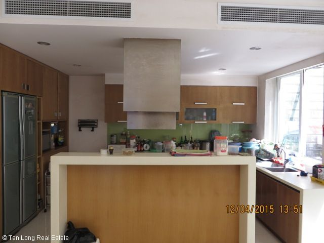 Beautiful 4 bedroom villa for rent in D3 Ciputra, fully furnished and bright 4