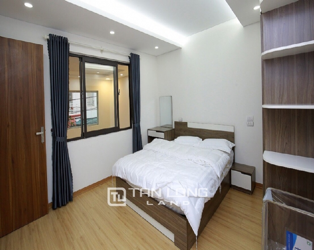 Beautiful 4-bedroom house for rent in 124 Au Co Str, Tay Ho Distr 4