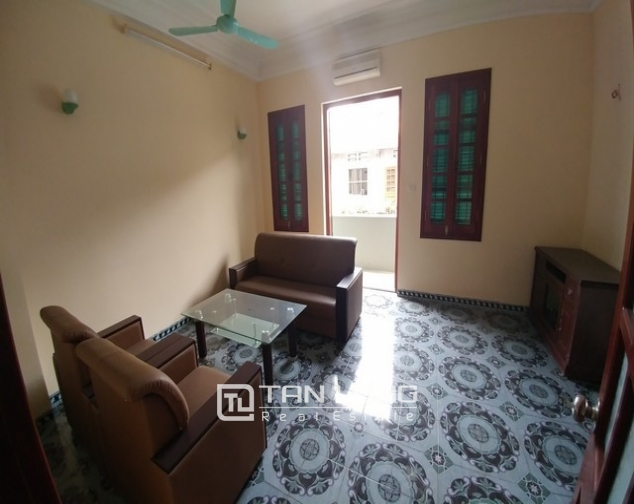 Beautiful 4-storey house for rent in Tran Quy Cap street 3