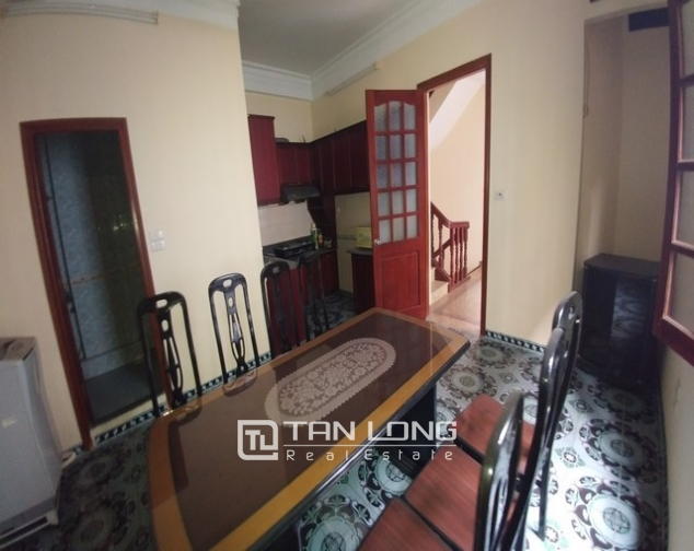 Beautiful 4-storey house for rent in Tran Quy Cap street 4