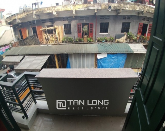 Beautiful 4-storey house for rent in Tran Quy Cap street 7