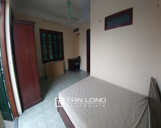 Beautiful 4-storey house for rent in Tran Quy Cap street 8