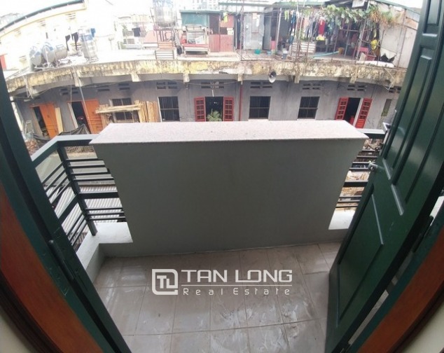 Beautiful 4-storey house for rent in Tran Quy Cap street 9