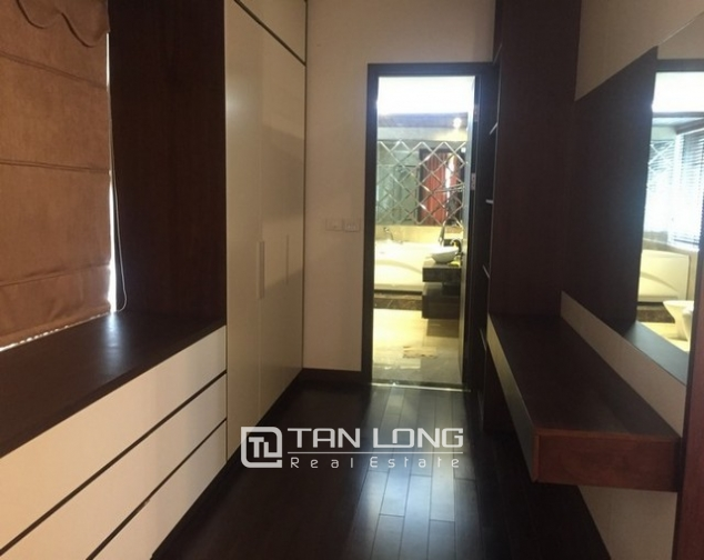 Beautiful Anh Dao villa area in Vinhomes Riverside, Long Bien district, Hanoi for rent 7