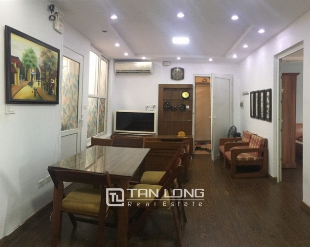 Beautiful apartment for rent at Au Co street, Tay Ho district, Hanoi 1
