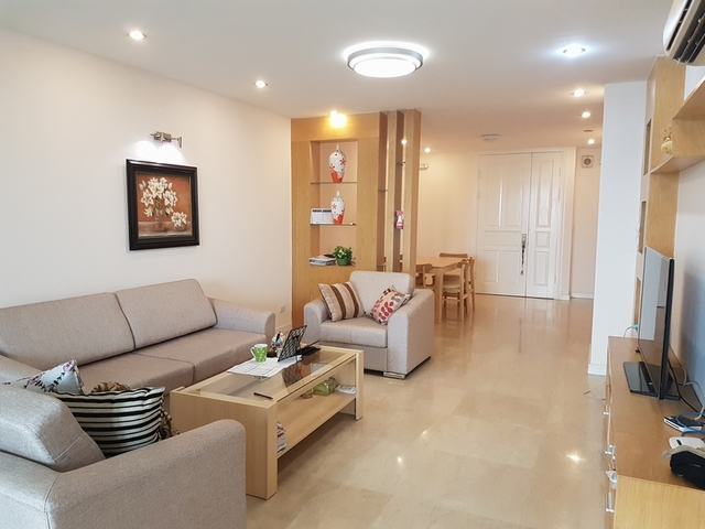 Beautiful apartment for rent at Ciputra, Tay Ho dist., Hanoi