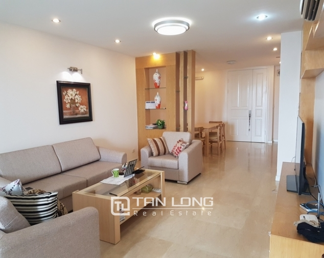 Beautiful apartment for rent at Ciputra, Tay Ho dist., Hanoi 1