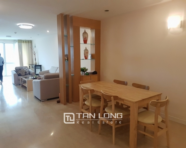 Beautiful apartment for rent at Ciputra, Tay Ho dist., Hanoi 2