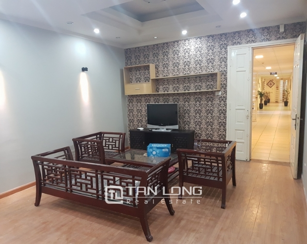 Beautiful  apartment for rent in Ciputra, Tay Ho district, Hanoi for rent 1