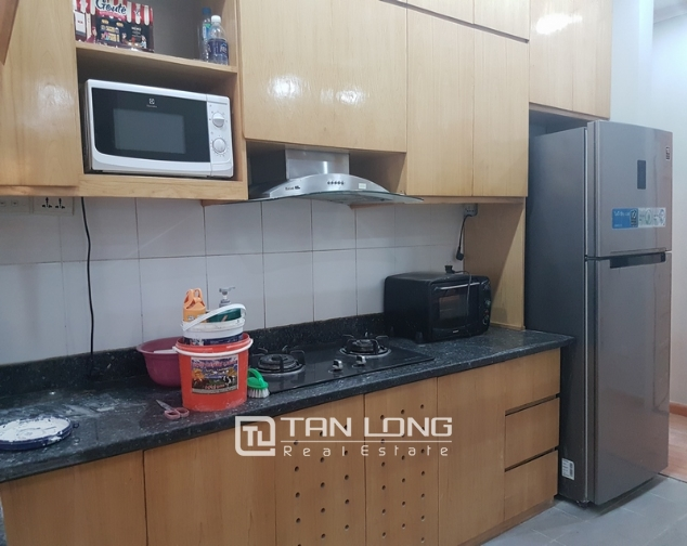 Beautiful  apartment for rent in Ciputra, Tay Ho district, Hanoi for rent 3