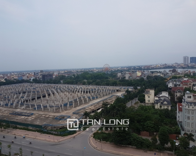 Beautiful  apartment for rent in Ciputra, Tay Ho district, Hanoi for rent 2