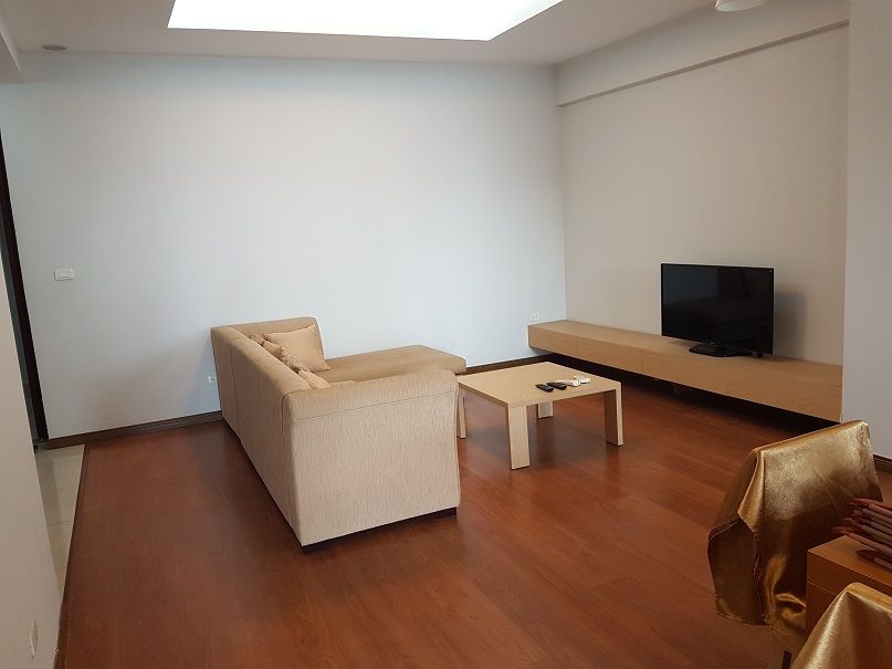 Beautiful apartment for rent in Duong Dinh Nghe street, Yen Hoa ward, Cau Giay district, Hanoi